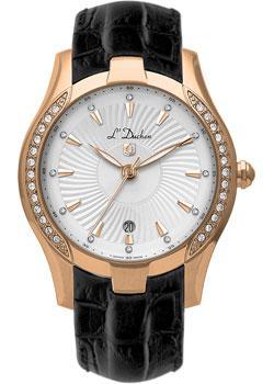 Швейцарские наручные  женские часы L Duchen D201.41.33. Коллекция Ballet