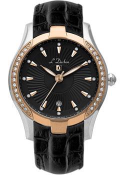 Швейцарские наручные  женские часы L Duchen D201.51.31. Коллекция Ballet