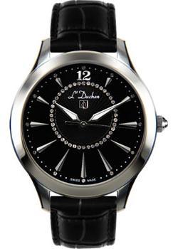 Швейцарские наручные  женские часы L Duchen D271.11.31. Коллекция Viva