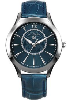Швейцарские наручные  женские часы L Duchen D271.13.37. Коллекция Viva