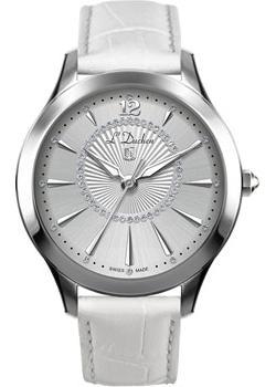 Швейцарские наручные  женские часы L Duchen D271.16.33. Коллекция Viva