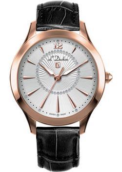 Швейцарские наручные  женские часы L Duchen D271.41.33. Коллекция Viva