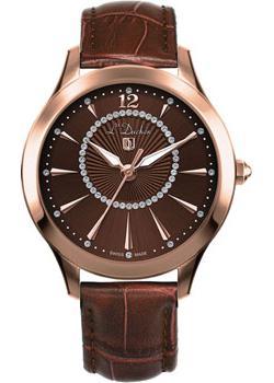 Швейцарские наручные  женские часы L Duchen D271.42.38. Коллекция Viva