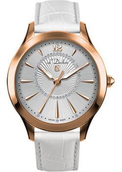 Швейцарские наручные  женские часы L Duchen D271.46.33. Коллекция Viva