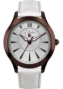 Швейцарские наручные  женские часы L Duchen D271.62.33. Коллекция Viva