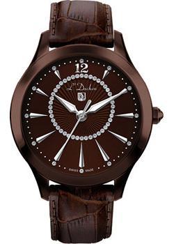 Швейцарские наручные  женские часы L Duchen D271.62.38. Коллекция Viva