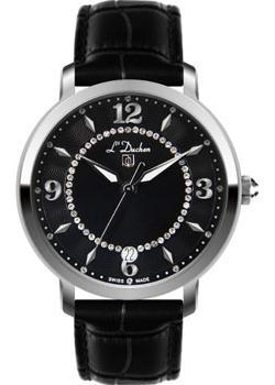 Швейцарские наручные  женские часы L Duchen D281.11.31. Коллекция Sonata