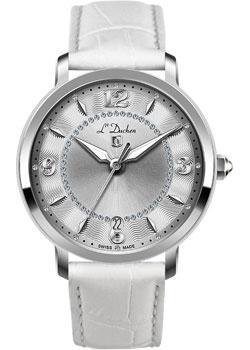 Швейцарские наручные  женские часы L Duchen D281.16.33. Коллекция Sonata