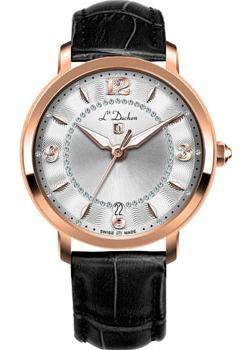 Швейцарские наручные  женские часы L Duchen D281.41.33. Коллекция Sonata