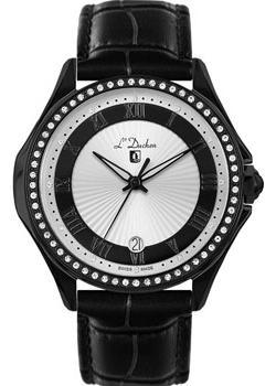Швейцарские наручные  женские часы L Duchen D291.71.33. Коллекция Solo