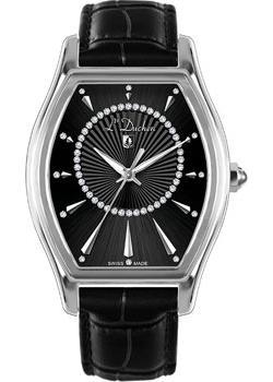 Швейцарские наручные  женские часы L Duchen D401.11.31. Коллекция Derfection