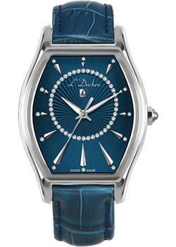 Швейцарские наручные  женские часы L Duchen D401.13.37. Коллекция Derfection