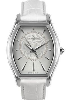 Швейцарские наручные  женские часы L Duchen D401.16.33. Коллекция Collection 401