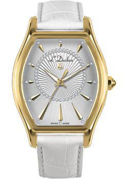 Швейцарские наручные  женские часы L Duchen D401.26.33. Коллекция Derfection