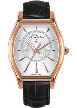Швейцарские наручные  женские часы L Duchen D401.41.33. Коллекция Derfection