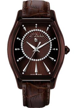 Швейцарские наручные  женские часы L Duchen D401.62.38. Коллекция Derfection