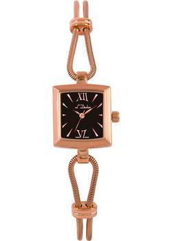 Швейцарские наручные  женские часы L Duchen D421.40.61. Коллекция Le Corde