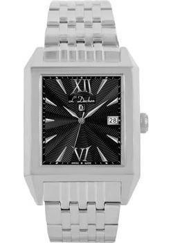 Купить Швейцарские наручные мужские часы L Duchen D431.10.11. Коллекция Lumiere