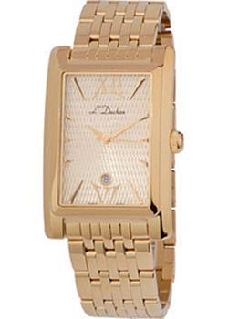 Швейцарские наручные мужские часы L Duchen D531.20.14. Коллекция Le Chercheur