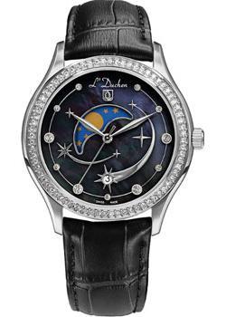 Швейцарские наручные  женские часы L Duchen D707.11.41. Коллекция Persides