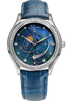 Швейцарские наручные  женские часы L Duchen D707.13.47. Коллекция Persides