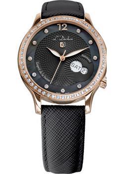 Швейцарские наручные  женские часы L Duchen D713.41.31. Коллекция Automatique