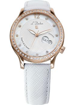 Швейцарские наручные  женские часы L Duchen D713.46.33. Коллекция Automatique