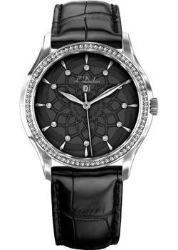 Швейцарские наручные  женские часы L Duchen D721.11.31. Коллекция Treillage
