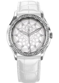 Швейцарские наручные  женские часы L Duchen D721.16.33. Коллекция Treillage