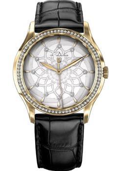 Швейцарские наручные  женские часы L Duchen D721.21.33. Коллекция Treillage