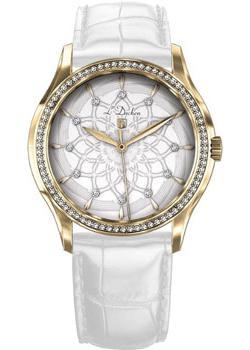 Швейцарские наручные  женские часы L Duchen D721.26.33. Коллекция Treillage