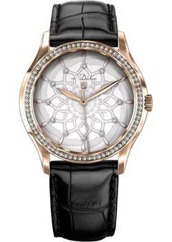 Швейцарские наручные  женские часы L Duchen D721.41.33. Коллекция Treillage