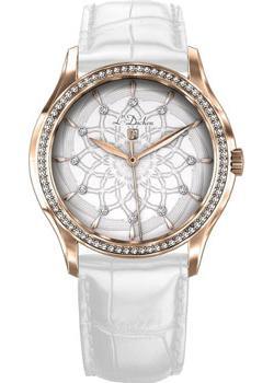Швейцарские наручные  женские часы L Duchen D721.46.33. Коллекция Treillage