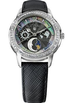 Швейцарские наручные  женские часы L Duchen D737.11.31. Коллекция La Celeste