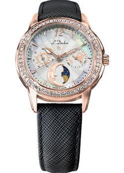 Швейцарские наручные  женские часы L Duchen D737.41.33. Коллекция La Celeste