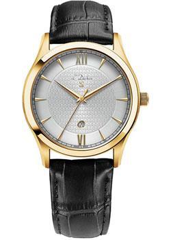 Швейцарские наручные мужские часы L Duchen D761.21.13. Коллекция Collection 761 фото