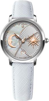 Швейцарские наручные  женские часы L Duchen D781.16.33. Коллекция La Celeste