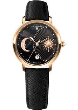 Швейцарские наручные  женские часы L Duchen D781.21.31. Коллекция La Celeste