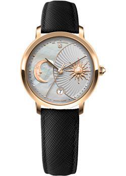 Швейцарские наручные  женские часы L Duchen D781.21.33. Коллекция La Celeste от Bestwatch.ru
