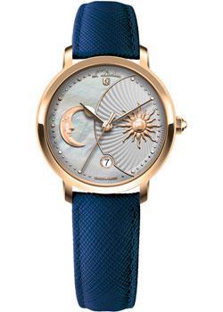 Швейцарские наручные  женские часы L Duchen D781.23.33. Коллекция La Celeste