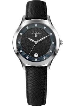 Швейцарские наручные  женские часы L Duchen D791.11.31. Коллекция Collection 791