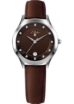 Швейцарские наручные  женские часы L Duchen D791.12.38. Коллекция Collection 791