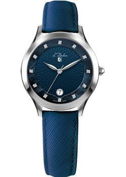 Швейцарские наручные  женские часы L Duchen D791.13.37. Коллекция Collection 791