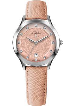 Швейцарские наручные  женские часы L Duchen D791.14.34. Коллекция Collection 791