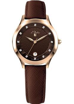 Швейцарские наручные  женские часы L Duchen D791.22.38. Коллекция Collection 791 от Bestwatch.ru