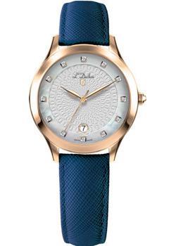 Швейцарские наручные  женские часы L Duchen D791.23.33. Коллекция Collection 791