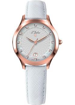 Швейцарские наручные  женские часы L Duchen D791.46.33. Коллекция Collection 791