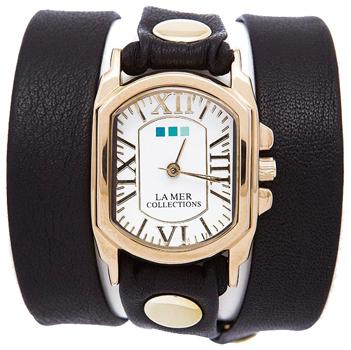fashion наручные  женские часы La Mer LMCHATEAU1006. Коллекци На длинном ремешке