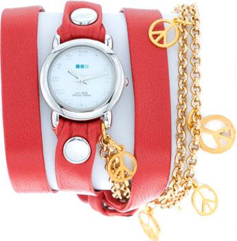 fashion наручные  женские часы La Mer LMCW1005R. Коллекция С цепочками и подвесками