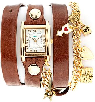 fashion наручные  женские часы La Mer LMCW3002A. Коллекция С цепочками и подвесками